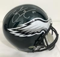 Zach Ertz Signed Eagles Full-Size Helmet (JSA COA & Ertz Hologram) at PristineAuction.com