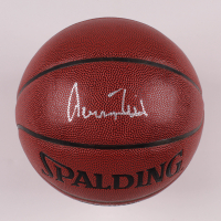 Jerry West Signed Basketball (JSA COA) at PristineAuction.com