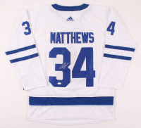 Auston Matthews Signed Maple Leafs Jersey (JSA Hologram) at PristineAuction.com