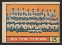 New York Yankees 1961 Topps #228 TC at PristineAuction.com