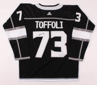 Tyler Toffoli Signed Kings Jersey (JSA Hologram) at PristineAuction.com
