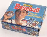 1988 Donruss Puzzle & Baseball Cello Box of (24) Packs at PristineAuction.com