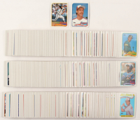 1989 Topps Complete Set of (792) Baseball Cards with #647 Randy Johnson RC, #530 Nolan Ryan at PristineAuction.com