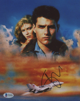 "Steve Stevens Signed ""Top Gun"" 8x10 Photo (Beckett COA) at PristineAuction.com"
