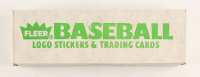 1988 Fleer Factory Set of (660) Baseball Cards at PristineAuction.com