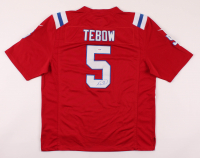 Tim Tebow Signed Patriots Jersey (PSA Hologram) at PristineAuction.com