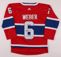 Shea Weber Signed Canadiens Captain Jersey (JSA Hologram) at PristineAuction.com
