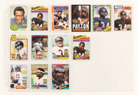 2001 Walter Payton Complete Set with (13) Cards at PristineAuction.com