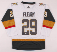 Marc-Andre Fleury Signed Golden Knights Jersey (JSA Hologram) at PristineAuction.com