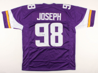 Linval Joseph Signed Jersey (JSA COA) at PristineAuction.com