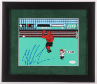 "Mike Tyson Signed ""Punch-Out!!"" 13x15 Custom Framed Photo Display (JSA COA) at PristineAuction.com"