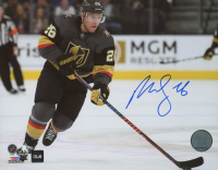 Paul Stastny Signed Golden Knights 8x10 Photo (COJO COA) at PristineAuction.com