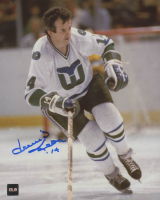 Dave Keon Signed Whalers 8x10 Photo (COJO COA) at PristineAuction.com