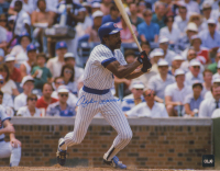 Andre Dawson Signed Cubs 8x10 Photo (COJO COA) at PristineAuction.com