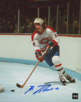 Guy Lafleur Signed Canadiens 8x10 Photo (COJO COA) at PristineAuction.com