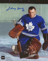 Johnny Bower Signed Maple Leafs 8x10 Photo (COJO COA) at PristineAuction.com
