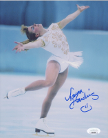 Tonya Harding Signed 8x10 Photo (JSA COA) at PristineAuction.com
