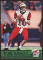 Tom Brady 2000 Pacific #403 RC at PristineAuction.com