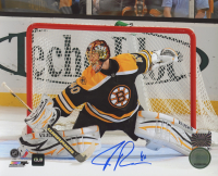 Tuukka Rask Signed Bruins 8x10 Photo (COJO COA) at PristineAuction.com