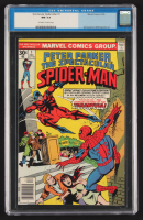 "1976 ""Peter Parker, The Spectacular Spider-Man: The Stinging Return of the Tarantula!"" 1 Issue #1 Collector's Edition Marvel Comic Book (CGC 9.4) at PristineAuction.com"