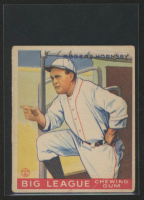 Rogers Hornsby 1933 Goudey #188 RC at PristineAuction.com