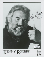 Kenny Rogers Signed 8x10 Photo (JSA COA) at PristineAuction.com