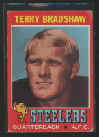 Terry Bradshaw 1971 Topps #156 RC at PristineAuction.com