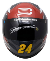 Jeff Gordon Signed AARP Full-Size Helmet (Sports Integrity COA & Gordon Hologram) at PristineAuction.com