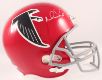 Matt Ryan Signed Falcons Full-Size Helmet (Beckett COA & Fanatics Hologram) at PristineAuction.com
