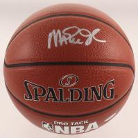 Magic Johnson Signed NBA Basketball (JSA COA) at PristineAuction.com