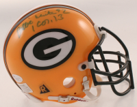 Reggie White Signed Packers Mini Helmet (JSA LOA) at PristineAuction.com