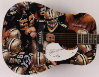 "Drew Brees Signed 41"" Acoustic Guitar (PSA COA) at PristineAuction.com"