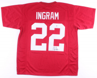 Mark Ingram Signed Jersey (Beckett COA) at PristineAuction.com