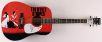 "Jack White Signed 41"" Acoustic Guitar (PSA COA) at PristineAuction.com"