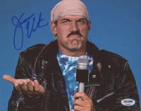 Jesse Ventura Signed WWE 8x10 Photo (PSA COA) at PristineAuction.com