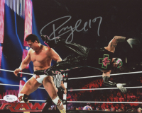 Rey Mysterio Signed WWE 8x10 Photo (JSA COA) at PristineAuction.com
