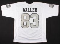 "Darren Waller Signed Jersey Inscribed ""Sin City!"" (JSA COA) at PristineAuction.com"