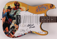 "Mel Brooks Signed ""Blazing Saddles"" 39"" Electric Guitar (PSA COA) at PristineAuction.com"