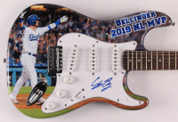 "Cody Bellinger Signed 39"" Electric Guitar (JSA Hologram) at PristineAuction.com"