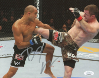B.J. Penn Signed UFC 8x10 Photo (JSA COA) at PristineAuction.com