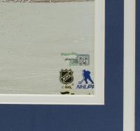 Auston Matthews Signed Maple Leafs 22x27 Custom Framed Photo Display (Fanatics Hologram) at PristineAuction.com