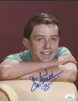 """Jerry Mathers Signed """"Leave It to Beaver"""" 8x10 Photo Inscribed """"Your Friend"""" & """"Beaver"""" (JSA COA & AutographCOA COA) at PristineAuction.com"""