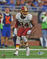 Josh Norman Signed Redskins 8x10 Photo (Beckett COA) at PristineAuction.com