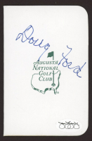 Doug Ford Signed Augusta National Golf Club Scorecard (JSA SOA) at PristineAuction.com