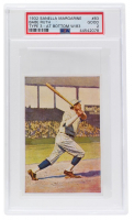 Babe Ruth 1932 Sanella Margarine #83C Type 3 (PSA 2) at PristineAuction.com