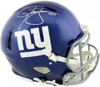 Lawrence Taylor Signed Giants Full-Size Authentic On-Field Speed Helmet (Radtke COA) at PristineAuction.com