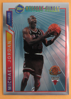 Michael Jordan 1996-97 Topps Mystery Finest #M14 at PristineAuction.com