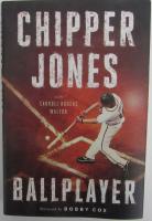 "Chipper Jones Signed ""Ballplayer"" Hardcover Book (JSA COA) at PristineAuction.com"