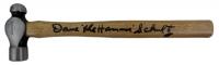 "Dave Schultz Signed Hammer Inscribed ""The Hammer"" (JSA COA) at PristineAuction.com"