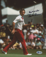 """Hale Irwin Signed 8x10 Photo Inscribed """"Best Wishes"""" (Beckett COA) at PristineAuction.com"""